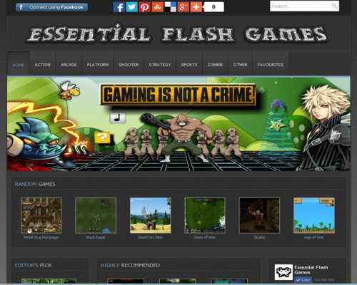 Essential Flash Games