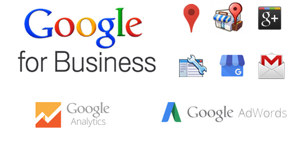 google services icon group