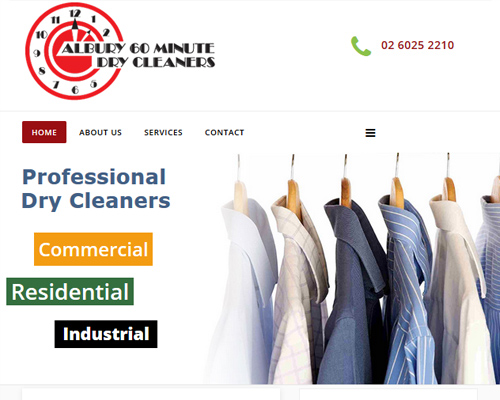 Albury 60 Minute Dry Cleaners