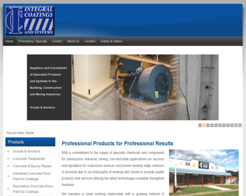 Integral Coatings & Systems
