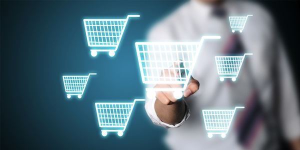 E commerce Shopping Cart Image
